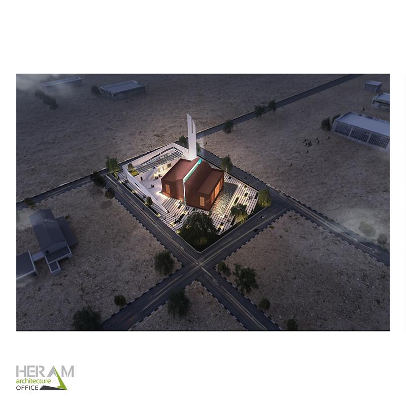 مسجد دانشگاه ادیبان گرمسار
