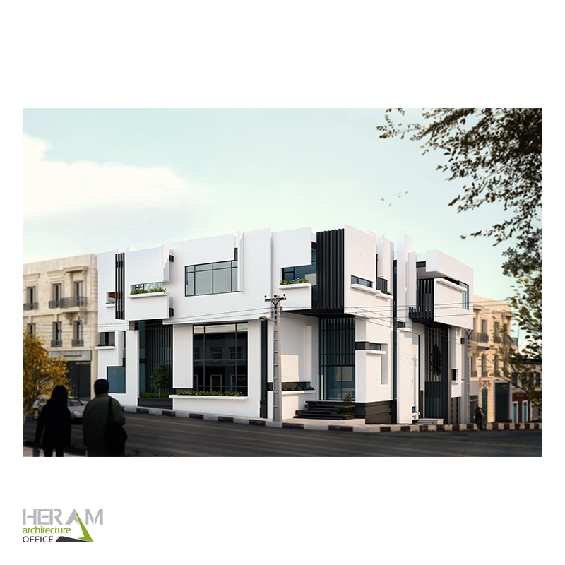 Maarz Commercial And Residential Building