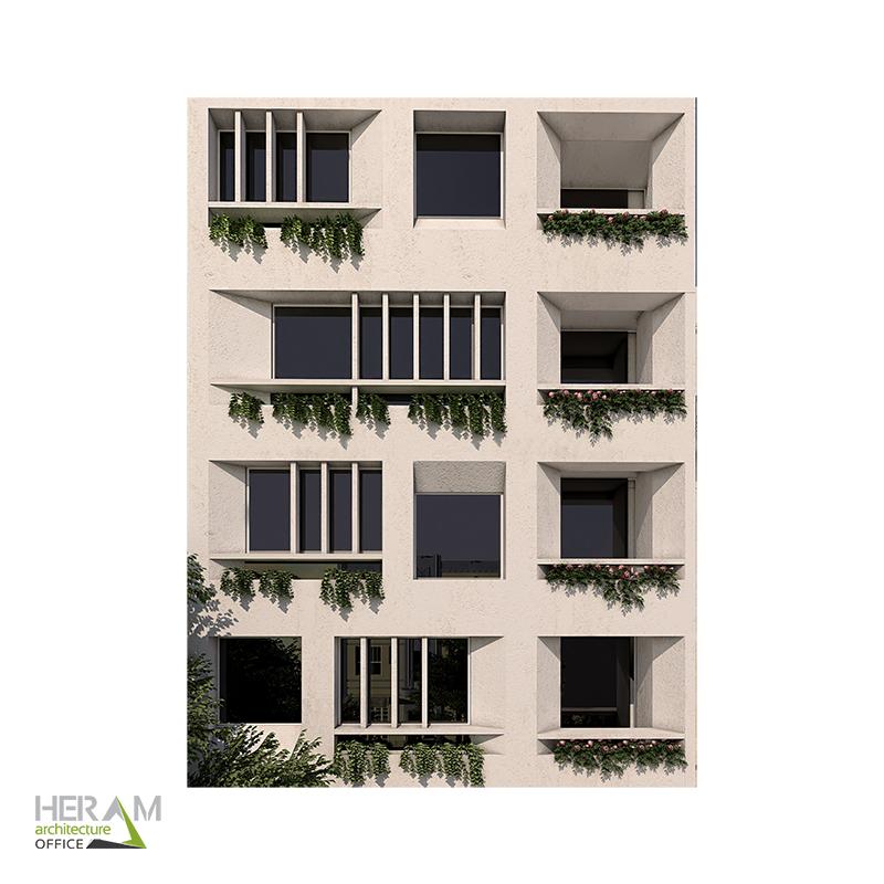 Sepid Residential Building